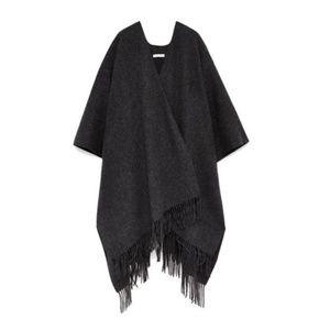 Aritzia Babaton Wool Bane Poncho